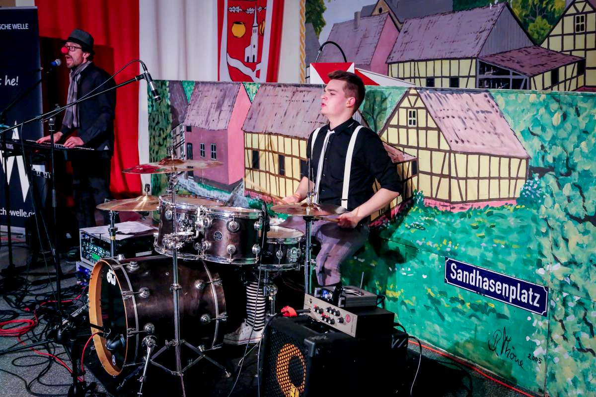 Kölschrock Coverband Siegburg Kölsche Welle Karneval Musik
